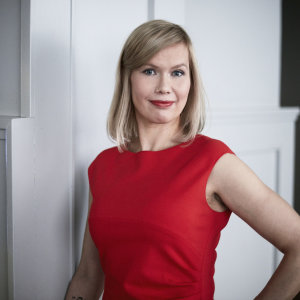 Mediatiedote: Kiitos kirjasta -palkinto Minna Rytisalolle