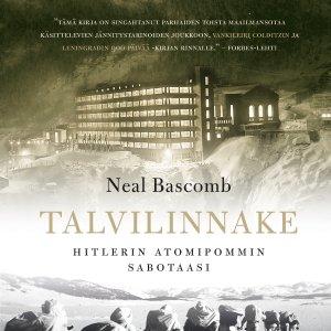 Uutuuskirja Talvilinnake – Hitlerin atomipommin sabotaasi valaisee Norjan suurimman sotasankaritarinan historiaa