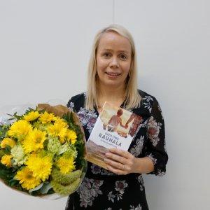 Pauliina Rauhalan Synninkantajat on Kaunokirjallisuuden Finlandia-palkinnon ehdokas