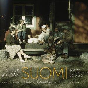 1950-luvun Suomi herää eloon upeassa värikuvateoksessa