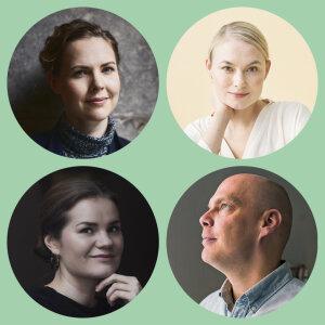 GummerusLive: Kirjailijat kertovat - Kuinka selvitä etätyösyksystä 2020? Virtuaalinen työhyvinvointiaamiainen 28.9. klo 8.30