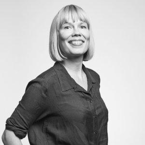 Nimitysuutinen: Johanna Laitinen Gummeruksen tietokirjallisuuden kustantajaksi