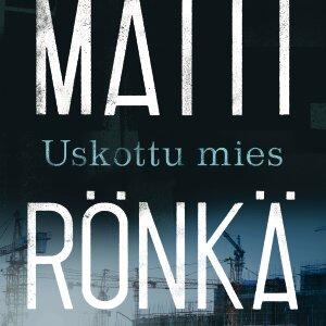 Matti Röngän rakastettu Viktor Kärppä -dekkarisarja jatkuu