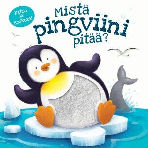 Mistä pingviini pitää?