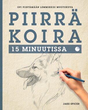 Piirrä koira 15 minuutissa