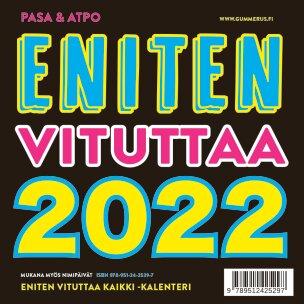 Eniten vituttaa 2022