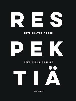 Respektiä - kirjan kansikuva