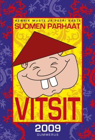 Suomen parhaat vitsit 2009