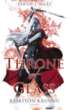 Throne of Glass – Keskiyön kruunu