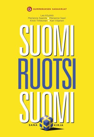 Suomi-ruotsi-suomi-perussanakirja