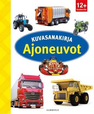 Ajoneuvot - Kuvasanakirja