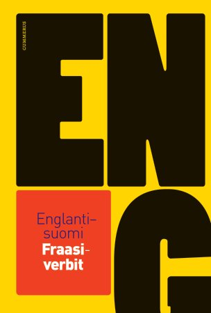 Englannin fraasiverbit