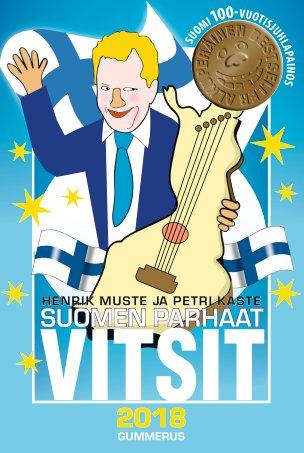 Suomen parhaat vitsit 2018