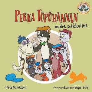 Pekka Töpöhännän uudet seikkailut