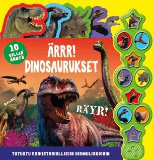 ÄRRR! Dinosaurukset