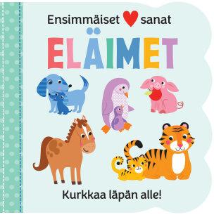 Ensimmäiset sanat: Eläimet