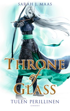 Throne of Glass – Tulen perillinen