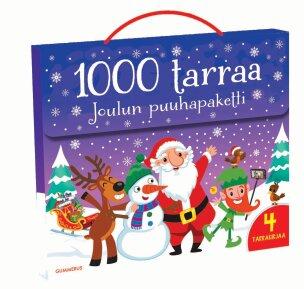 1000 tarraa- Joulun puuhapaketti
