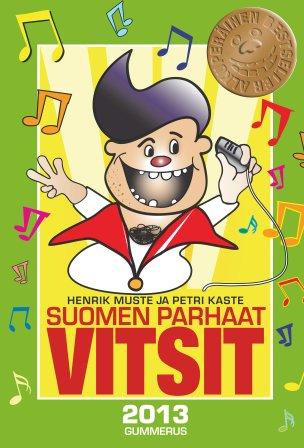 Suomen parhaat vitsit 2013