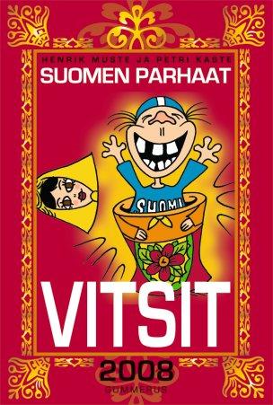 Suomen parhaat vitsit 2008