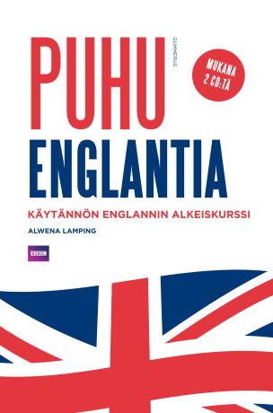 Puhu englantia