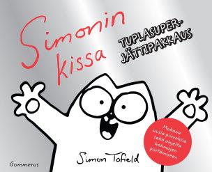 Simonin kissa Tuplasuperjättipakkaus