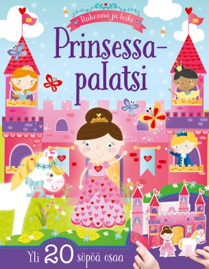 Rakenna ja leiki: Prinsessapalatsi