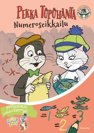 Pekka Töpöhäntä - Numeroseikkailu