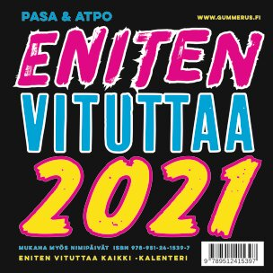Eniten vituttaa 2021
