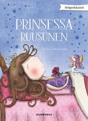 Helppolukuiset: Prinsessa Ruusunen