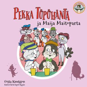 Pekka Töpöhäntä ja Maija Maitoparta