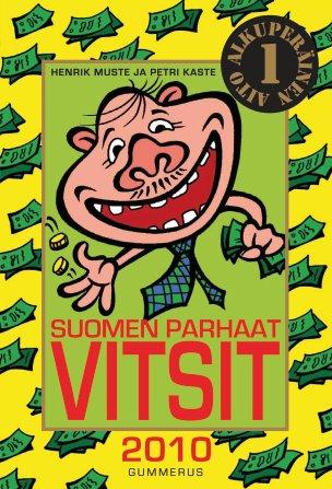 Suomen parhaat vitsit 2010