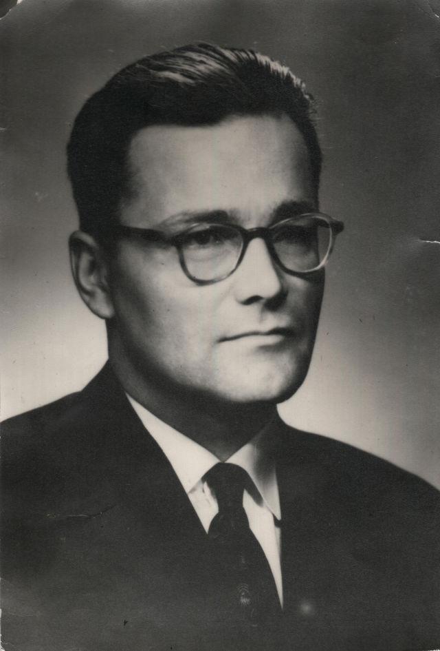 Kalle Päätalo nuorena