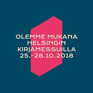 Gummerus Helsingin kirjamessuilla 25.- 28.10.